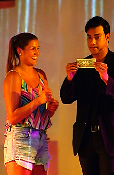 Illusionist for Corporate events and Wedding Functions in India - Sourav Burman